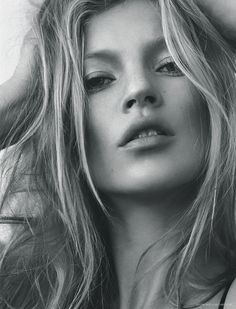 Kate Moss by Tesh