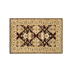 Safavieh Heritage Oslo Framed Floral Wool Rug, Multicolor