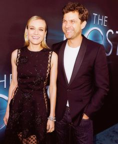 Diane Kruger & Joshua Jackson attend The Host premiere in Hollywood
