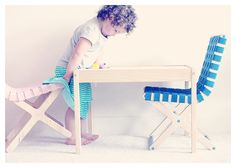 New! Twig & Cotton Child's Chair  The first four to buy receive a matching camera for free!