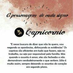 O personagem de cada signo: Capricórnio ♑ (Feito por: https://www.facebook.com/ApaixonadaspeloIanClarke/)