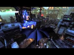 'Steel Mill' Level Preview in 'Batman: Arkham City' Gameplay Trailer