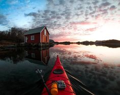 Photo of the Day: Sunset or sunrise? Save The Planet, Our World, Gopro, Planets, Sunrise, Cabin, Adventure, House Styles, Travel