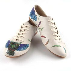 DOGO: Owl Shoes