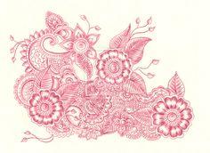red_henna_tattoo_design_by_mymy_la_patate-d5l238r.jpg (1024×747)