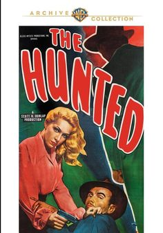 The Hunted - DVD-R (Warner Archive On Demand Region 1) Release Date: Available Now (Amazon U.S.)