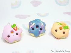 Hey, I found this really awesome Etsy listing at https://www.etsy.com/listing/585080349/polymer-clay-donut-charm