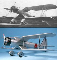 I have a lot of respect for aircraft modellers. I have ultra-respect for aircraft modellers that build something from scratch and only a single photograph of the plane exists - in this case, the Nakajima B4N1