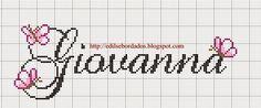 Graficos feito por amigas,prontos para serem bordados!                                                                                      ...