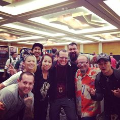 #BAYAREATATTOOCONVENTION @ #SFOHYATTREGENCY