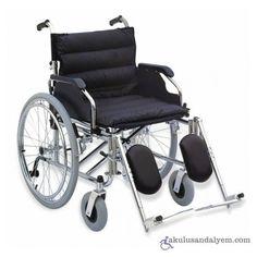 Geniş Beden Tekerlekli Sandalye