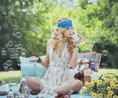 bubbles. This would be such a cute picture with Brody