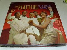 The Platters IN THE STILL OF THE NIGHT Vinyl Record Free Shipping