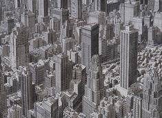 Image Result For Hong Kong Skyline Drawing