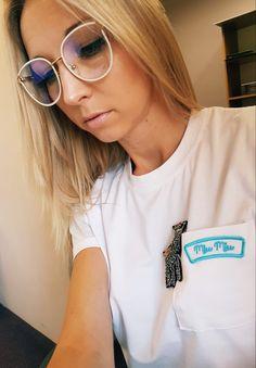 Miu miu t-shirt chloe glasses