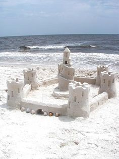 Easy Sand Sculptures | Sculptures Created by Happy Customers - Can You Dig It Sand Tools
