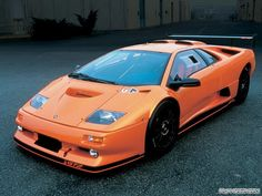 Super, Exotic and Concept Cars - Lamborghini - Diablo Lamborghini Diablo, Lamborghini Concept, Lamborghini Veneno, Lamborghini Photos, Luxury Sports Cars, Sport Cars, Automotive Manufacturers, Best Muscle Cars, Retro