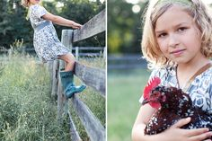Tips for Styling Kid's Shoots