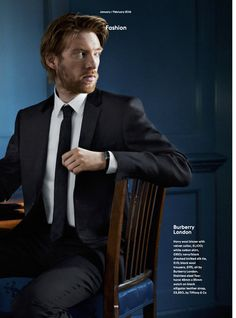 Gorgeous Men, Beautiful People, Domhall Gleeson, Goodbye Christopher Robin, Brendan Gleeson, Esquire Uk, Harry Potter Film, The Revenant, Ex Machina