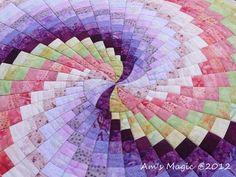 Spiral Bargello Quilt Pattern - Bing images