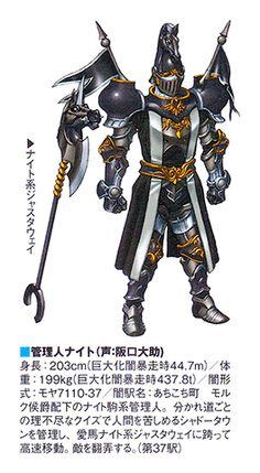 Keeper Knight