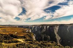 Parque Nacional da Serra Geral, em Cambará do Sul (RS)