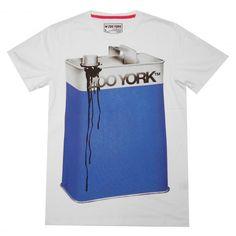 Zoo York Crude Oil tee-shirt white 30€ #zooyork #zy #zooyorkskateboard…