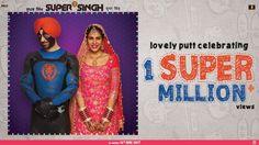 ਸੁਪਰ ਸਿੰਘ : Super Singh Official Trailer I Diljit Dosanjh I Sonam Bajwa ...