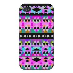 New: Mix #551 - Tribal Designer iPhone 4 Case