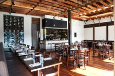 Cook in Los Angeles, CA is a farm-to-table restaurant. Find a farm-to-table restaurant in a city near you by searching on this website.