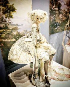 Просто обожаю их!!!!! Алиса Филиппова #искусствокуклы2016 #гостиныйдвор #авторскаякукла #dolls #moscow #алисафилиппова