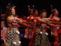 Aotearoa (New Zealand) Dance of Maori people