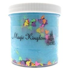 Magic Kingdom Cloud Slime Stress Relief Toys and Games for Adult and Children Slime Names, Best Fluffy Slime Recipe, Slime Pictures, Silly Squishies, Chocolate Candy Brands, Slime Containers, Pretty Slime, Slimy Slime, Slime And Squishy