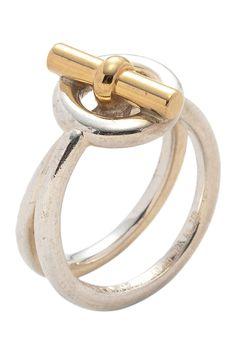 Vintage Hermes Ring ~