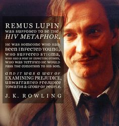 Day 6. Favorite professor Remus Lupin :')