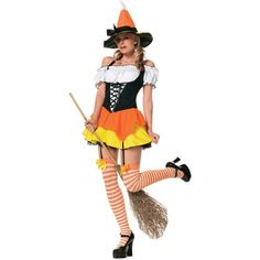 Get a classic look this Halloween with our collection of witch costumes. Find adult and kids witch costumes including sexy witch costumes and candy corn witch costumes! Witch Costumes, Hallowen Costume, Sexy Halloween Costumes, Halloween Fancy Dress, Adult Halloween, Halloween Party, Devil Halloween, Awesome Costumes, Halloween Clothes