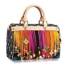 7851c10877bc Louis Vuitton Fringed Speedy My Bags, Tote Bags, Hobo Handbags, Purses And  Handbags