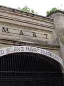 The Old Slave Mart - Charleston, SC (now a museum maintained by the city) -- the city also has a statue honoring Denmark Vesey (in Hampton Park) which would be good to visit.