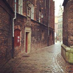Gdańsk,strówka