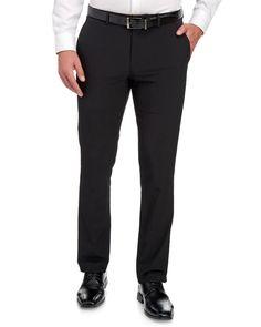 #Flat #front #Pants #Suit #Tech Stylish Recliners, Dress Flats, Perry Ellis, Mens Gloves, Hats For Men, Fashion Pants, Suit Pants, Work Wear, Zip Ups