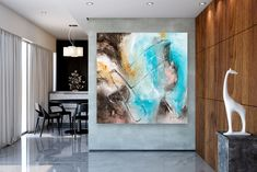 This item is unavailable Abstract Canvas Art, Canvas Wall Art, Modern Oil Painting, Knife Art, Texture Art, Textured Walls, Acrylics, Original Paintings, Bedroom Paintings