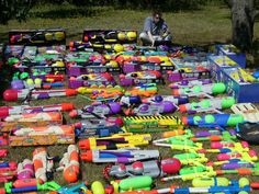 Epic Super Soaker collection