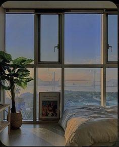 Dream Home Design, My Dream Home, House Design, Dream Life, Dream Apartment, Apartment Goals, Apartment Interior, Apartment View, Chicago Apartment