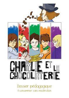 Charlie Et La Chocolaterie Dessin : charlie, chocolaterie, dessin, Idées, Charlie, Chocolaterie, Chocolaterie,, Chocolatrie