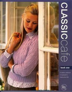 Rowan RYC Collection Knitting Pattern Books ~ Five out of print titles to choose from Summer Knitting, Free Knitting, Knitting Patterns, Hello Australia, Rowan Yarn, Classic Garden, Super Bulky Yarn, Knitting Magazine, Classic Collection