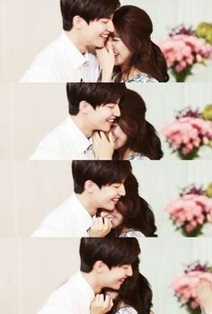 One of my favorite couple - We Got Married We Got Married Couples, We Get Married, K Pop, Sungjae And Joy, Song Jae Rim, Kim So Eun, Asian Love, Yook Sungjae, Classy Girl