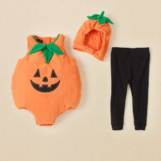 Classic Pumpkin costume for babies and toddlers from Children's Place