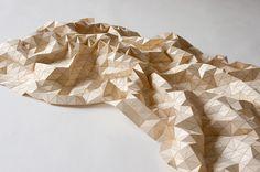 Elisa Strozyk: Wooden Textiles