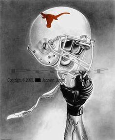 Texas Longhorns Phone Wallpaper By Roozter81