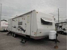 Check out this 2008 Forest River Flagstaff Classic Super Lite 831FLSS listing in port richey, FL 34668 on RVtrader.com. It is a Default Travel Trailer and is for sale at $13900.